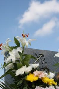 サンステージお墓2