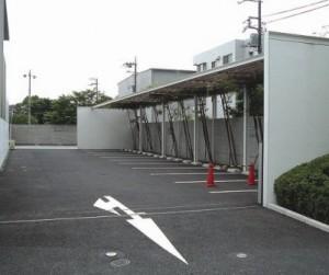 江戸川聖地駐車場